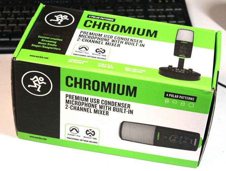 Mackie EM Chromium