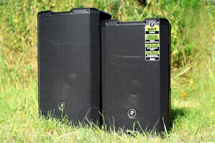 TEST: Mackie SRT212, Mackie SRT215 Aktivboxen