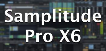 DAW-Update Magix Samplitude Pro X6: Neue Features, schnellerer Workflow