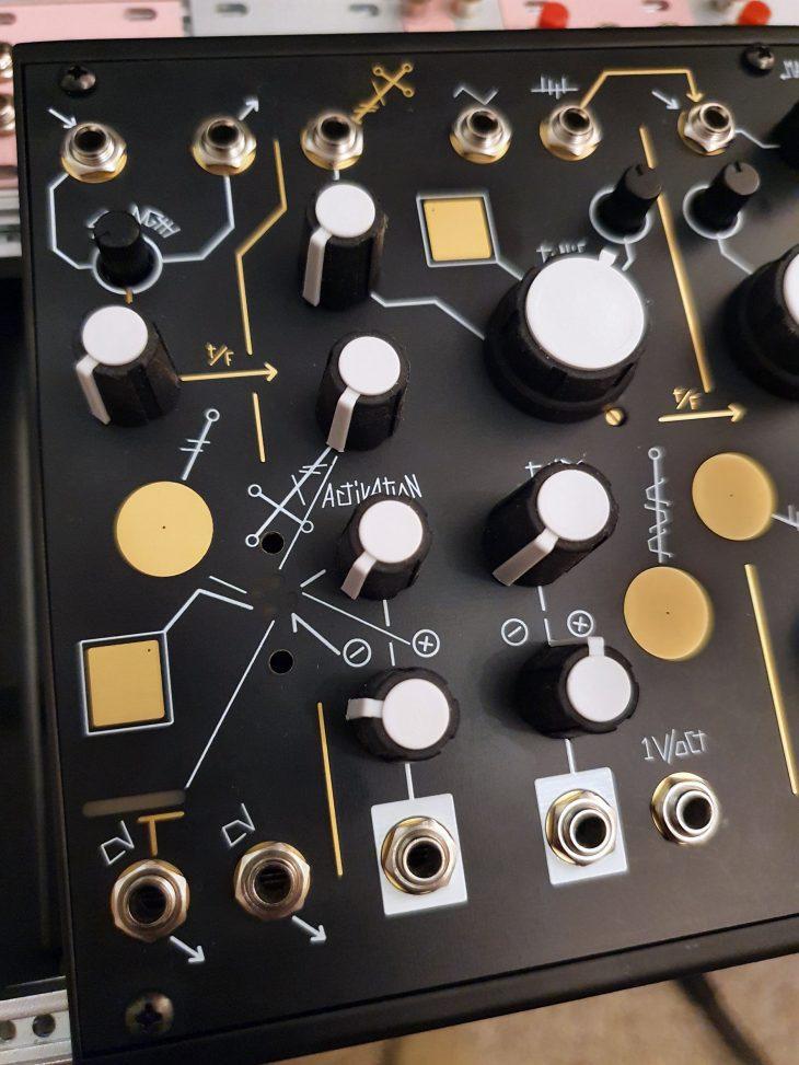 Make Noise Strega Klangerzeugung
