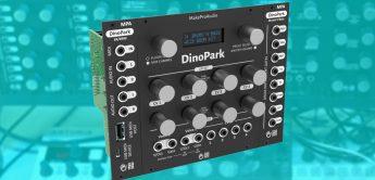 MakeProAudio Dinopark Eurorack, DSP-Modul für Synthesizer