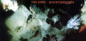 The Cure Disintegration Recording und Equipment