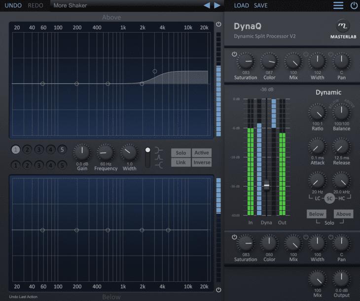 Masterlab Audio DynaQ V2
