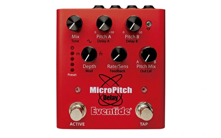 Eventide MicroPitch Delay Total