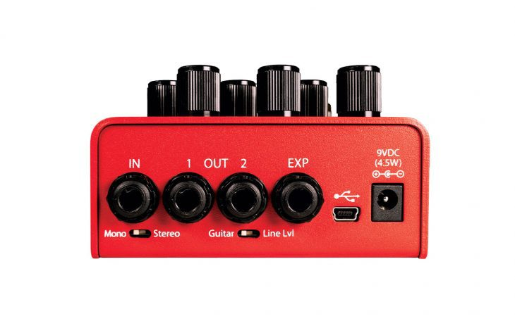 Test: Eventide MicroPitch Delay, Delay-Pedal