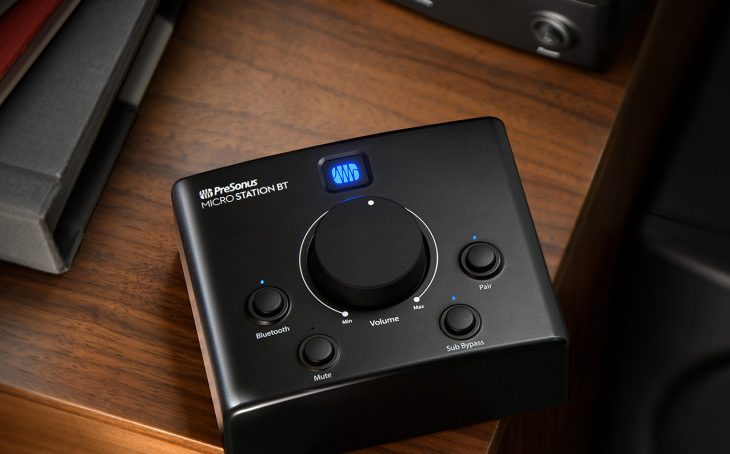 test presonus microstation bt