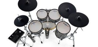 Millenium MPS-1000, Neues, günstiges E-Drumset mit toller Optik