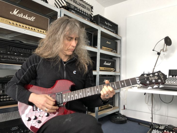 Test: BC Rich Mockingbird Legacy ST, E-Gitarre