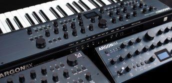 Modal Argon8 Update 2.4: Neue Factory Library 2 und verbesserte Funktionen