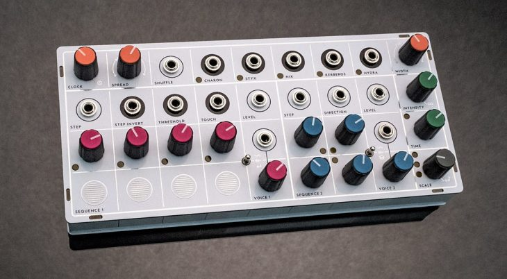 Modern Sounds Pluto synthesizer