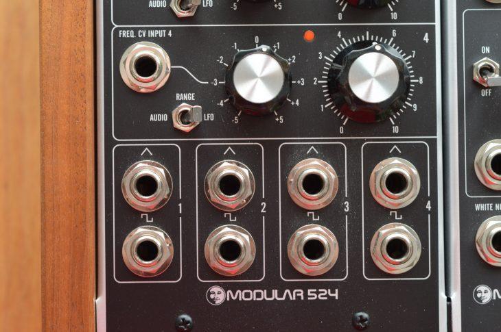 Modular-Grundlagen - Teil 1 CV - Ausgänge des LFO/OSC
