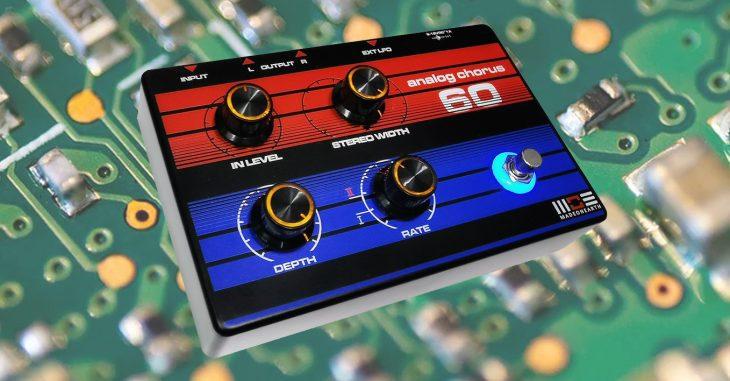 moe analog chorus 60 pedal roland juno-60