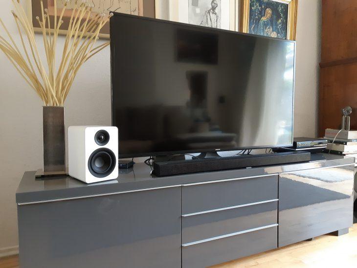 Monacor Sound 4BT/WS