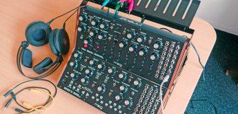 Test: Moog Sound Studio Bundle mit Mother-32 und DFAM
