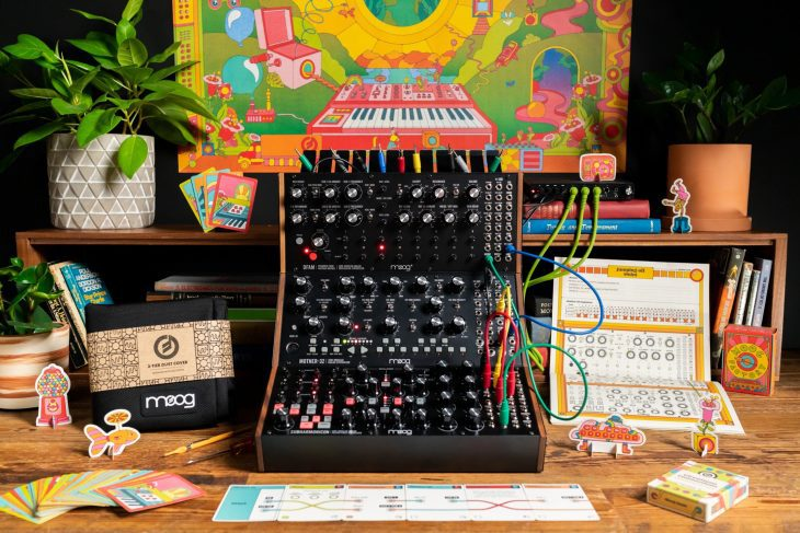 Moog Sound Studio: Mother-32, DFAM & Subharmonicon