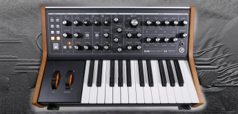 Test: Moog Subsequent 25, Analogsynthesizer