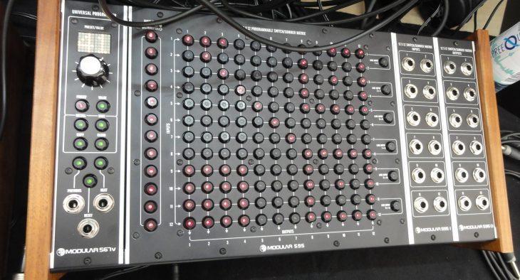 moon modular m595 12x12 matrix 5u mu