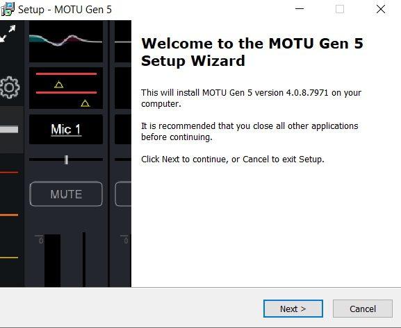 MOTU UltraLite mk5