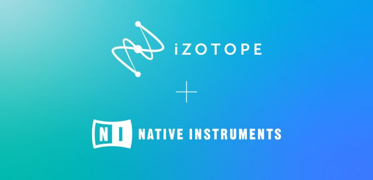 Music and Audio Creator Group native instruments izotope
