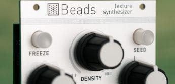 Mutable Instruments Beads, Eurorack-Granular Processor