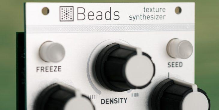 mutable instruments beads eurorack granular processor