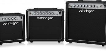 NAMM 2021: Behringer HA Series E-Gitarren-Combo