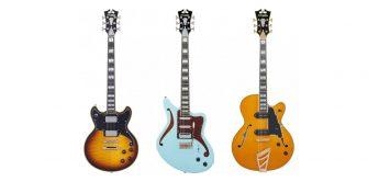 NAMM 2021 Gitarren: D'Angelico Guitars