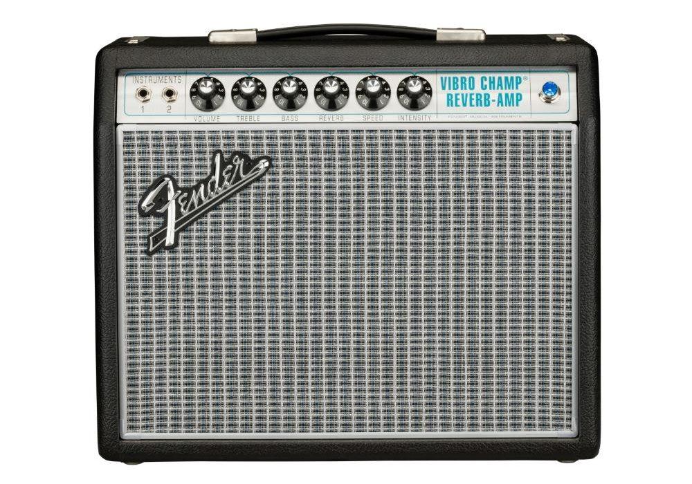 NAMM 2021: Fender 68er Custom Range Amps - AMAZONA.de