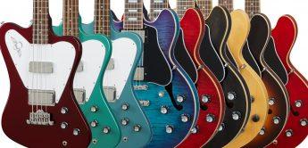 NAMM 2021: Gibson Lineup E-Gitarren