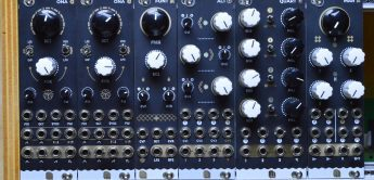 Test: Nano Modules, Modularsynthesizer Eurorack
