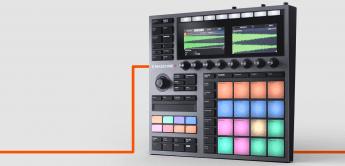 Native Instruments Maschine Plus: Neue Features samt Poly Synth, günstigerer Preis