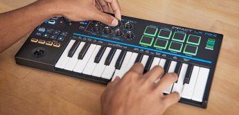 Nektar Impact LX Mini, USB MIDI Controller Keyboard