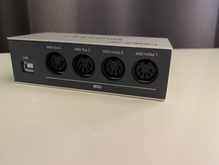 nektar-midiflex-4-midi-interface