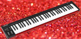 Test: Nektar SE61, USB-MIDI-Keyboard