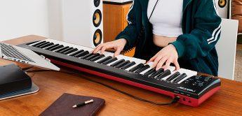 Nektar SE61: 61 Tasten MIDI-Keyboard für Studio und Bühne