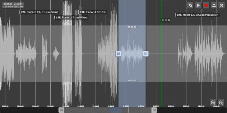 Nonlinear Labs C15 audio recorder