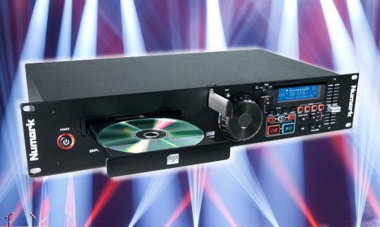 Test: Numark MP103 USB Media-Player