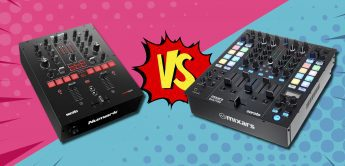 Vergleichstest: Mixars Quattro vs. Numark Scratch
