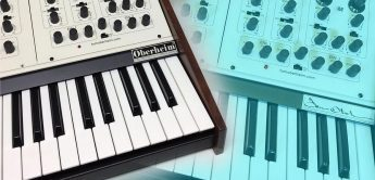 Tom Oberheim TVS Pro Special Edition, duophoner Synthesizer