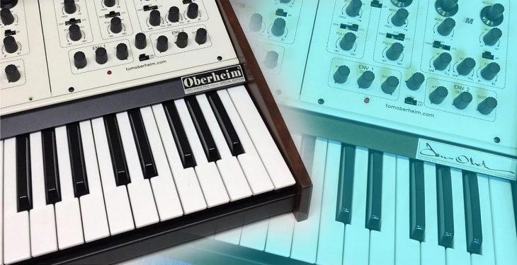 Oberheim TVS Pro Special Edition Synthesizer