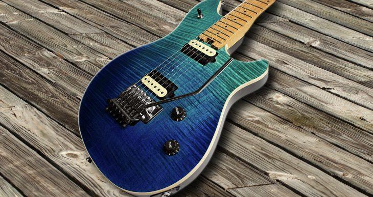 Test Peavey HP 2 E-Gitarre