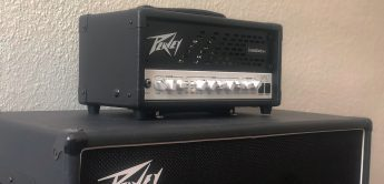 Test: Peavey Invective MH, Gitarrenverstärker