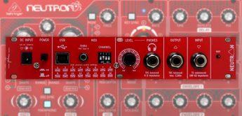 PH Modular Kit Extension für Behringer Neutron & Co