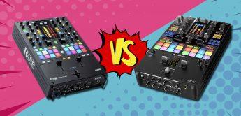 Vergleichs-Test: Pioneer DJM-S11 vs. RANE Seventy Two MKII