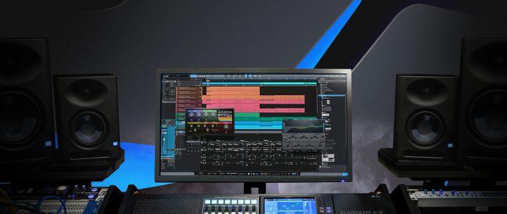 preosnus studio one 5.3