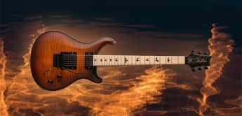 Test: PRS CE 24 Dustie Waring, E-Gitarre