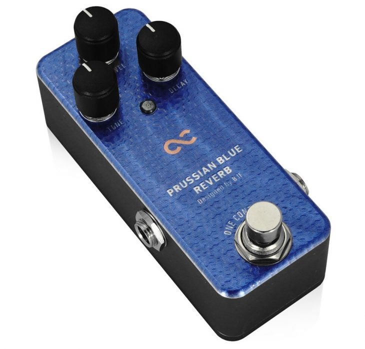 Prussian Blue Reverb Total angled