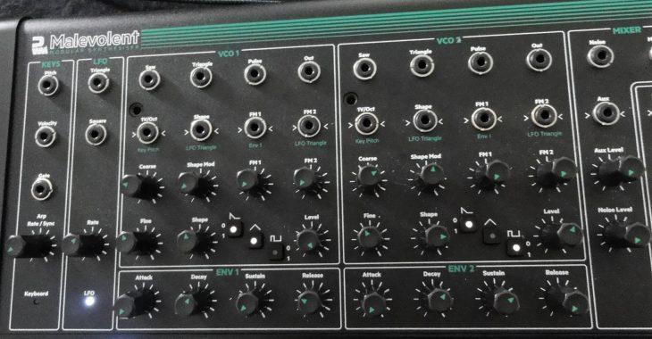 pwm malevolent synthesizer vco