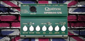 Test: Quilter Superblock UK, Gitarren-Effektpedal