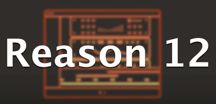 reason studio 12